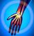 Hand vinger duim s